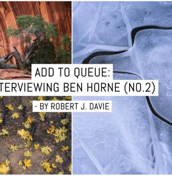 Add to Queue: interviewing Ben Horne (No.2)