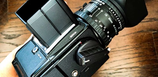 Hasselblad 501CM + Carl Zeiss Planar 80mm f2-8 CB - Mark Messerly