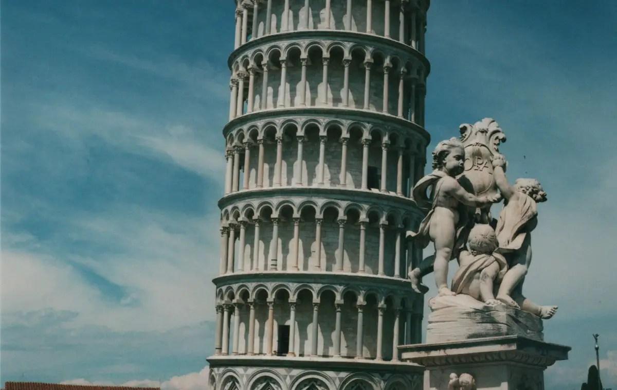 Pisa again