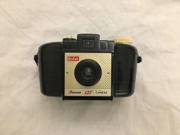 Kodak Brownie 127 - Martí Blesa