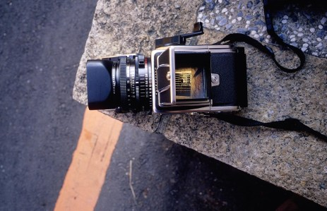 Kodak EKTACHROME E100VS - Ricoh GR1v