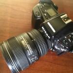 Nikon N90s and Nikon Nikkor 17-35mm F/2.8 AF-D