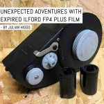 Unexpected adventures with expired ILFORD FP4 PLUS film