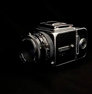 Hasselblad 500CM + Planar CF 80mm f/2.8
