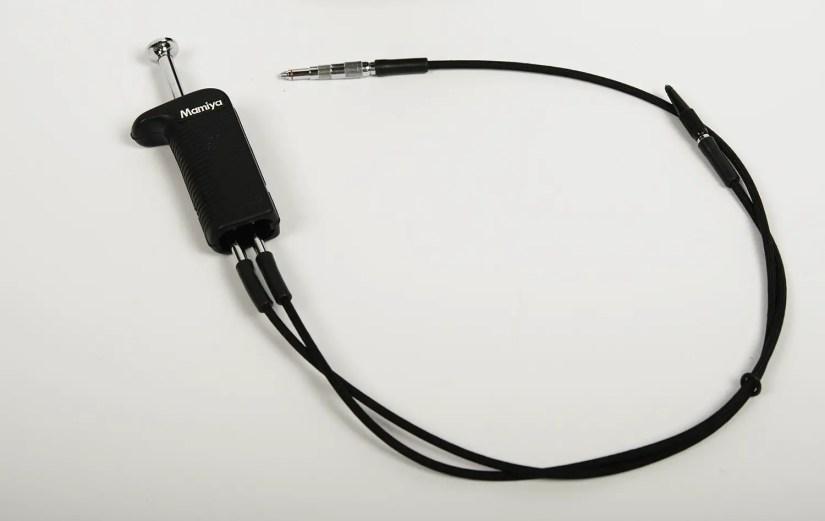 Mamiya RZ67 - Mamiya dual release cable