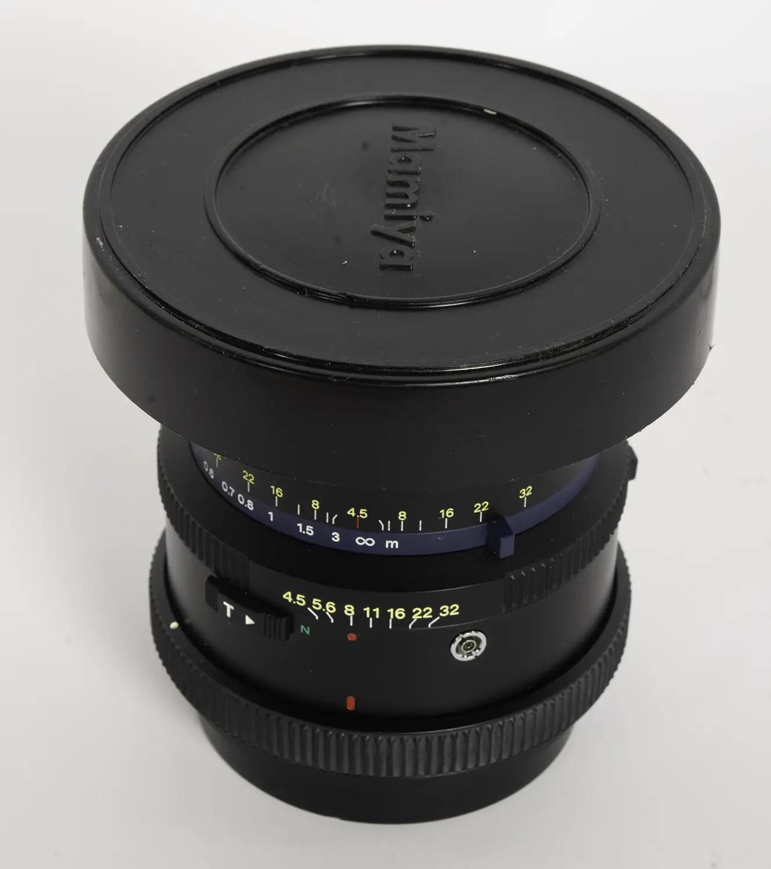 Mamiya Z 37 mm f/4.5