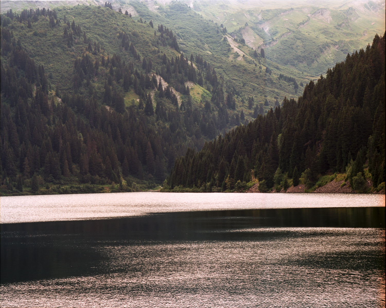 Lac de Saint Guérin (Savoie)