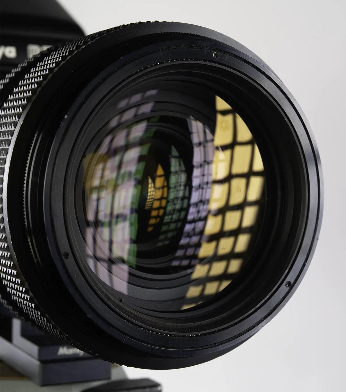 Mamiya Sekor Zoom 100-200mm f/5.2 W