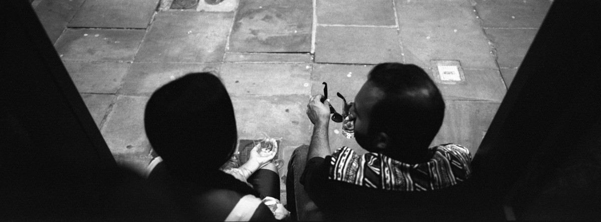 Yearly meetup - Hasselblad XPan, ILFORD HP5 PLUS (EI 3200) - London, UK