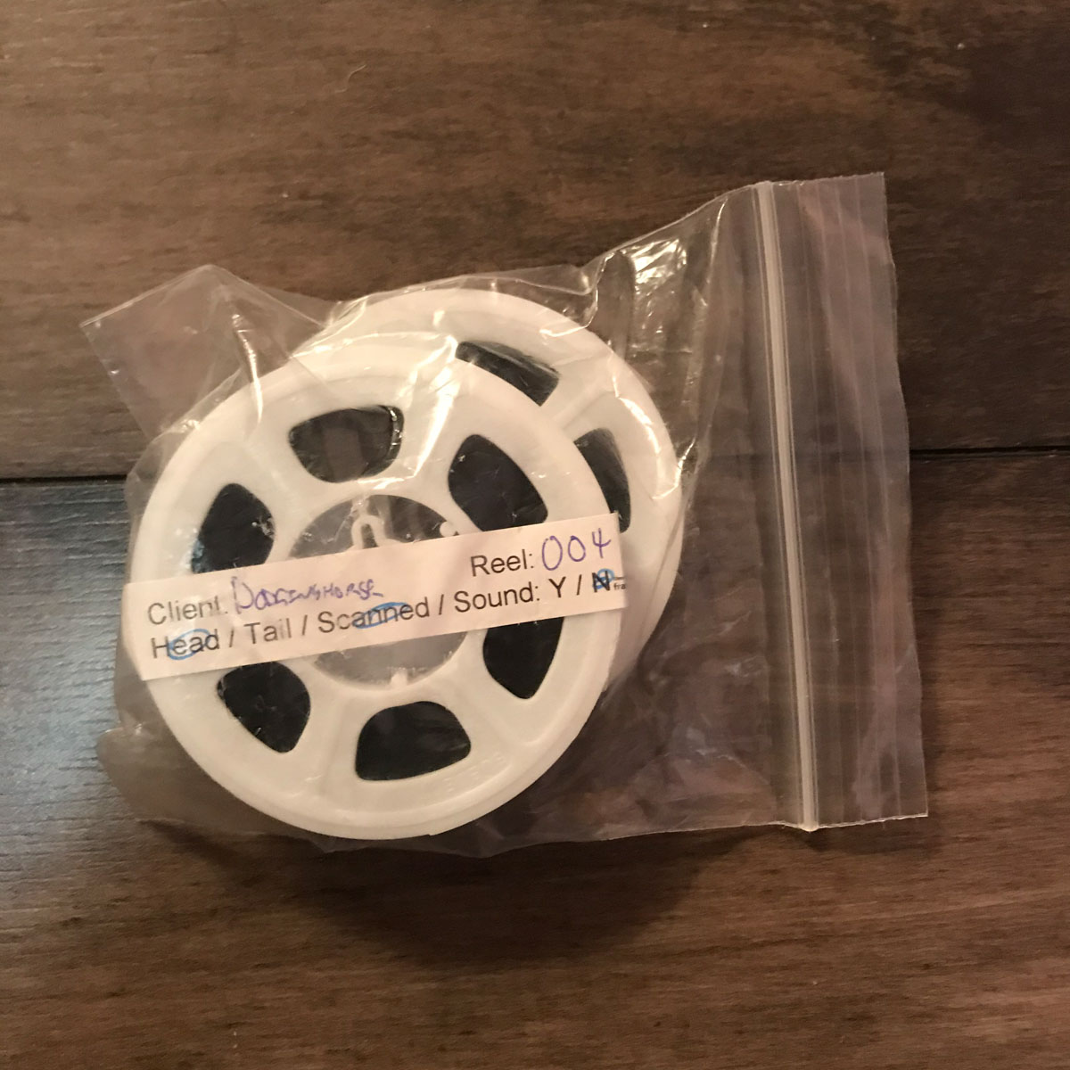 Additional found reels