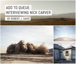 Add to queue: interviewing Nick Carver