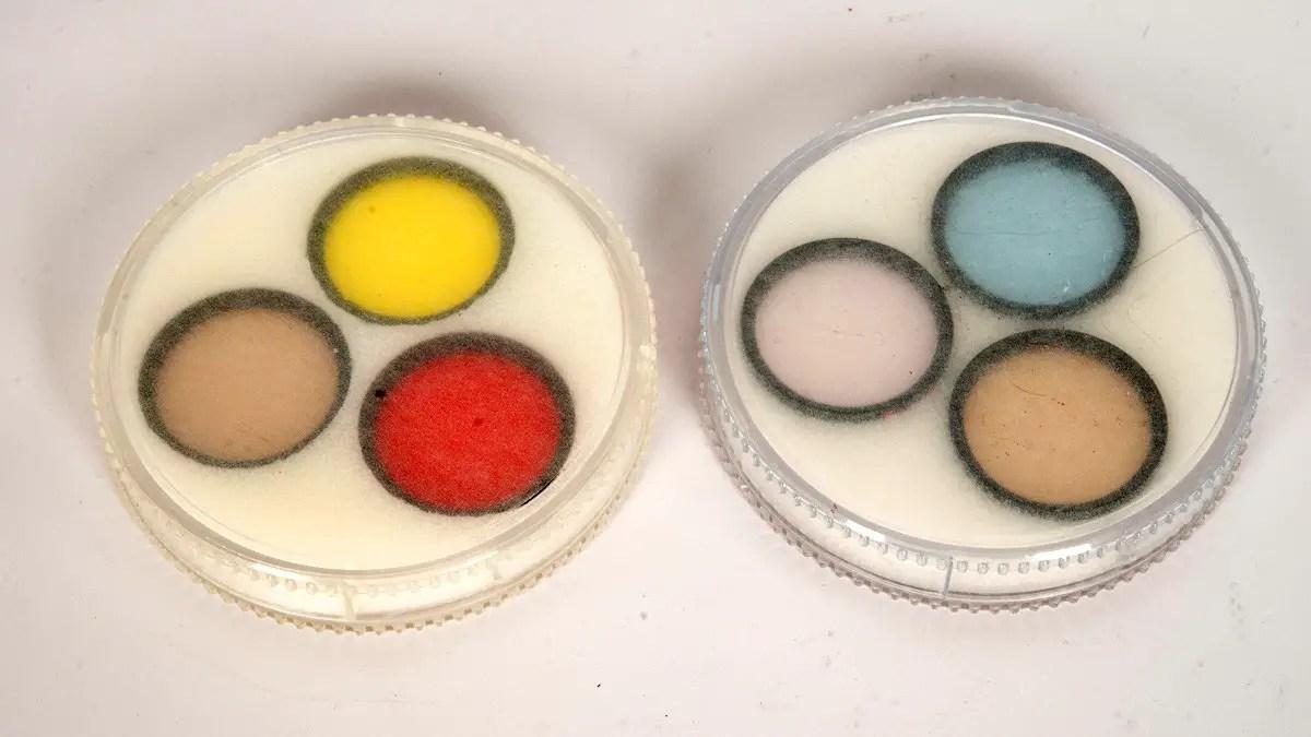 Rear filter kit