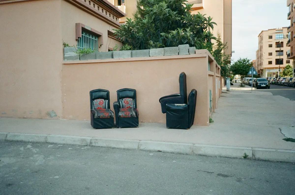 Ejatu - Street photography in Marrakesh shot on Yashica T4 with Kodak Portra 160 film
