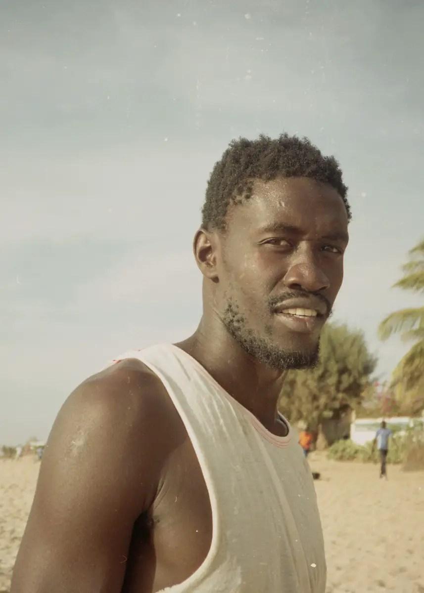 Ejatu - Abdou shot in Mbour, Senegal. Shot on my canon AE-1 on Kodak Porta 160 film