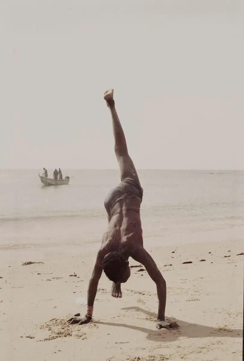 Ejatu - Shot in Mbour Senegal on Kodak Portra 160 film
