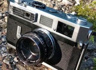 Canon 7 and Canon 35mm f:2 LTM - Alexandr Luknedrug