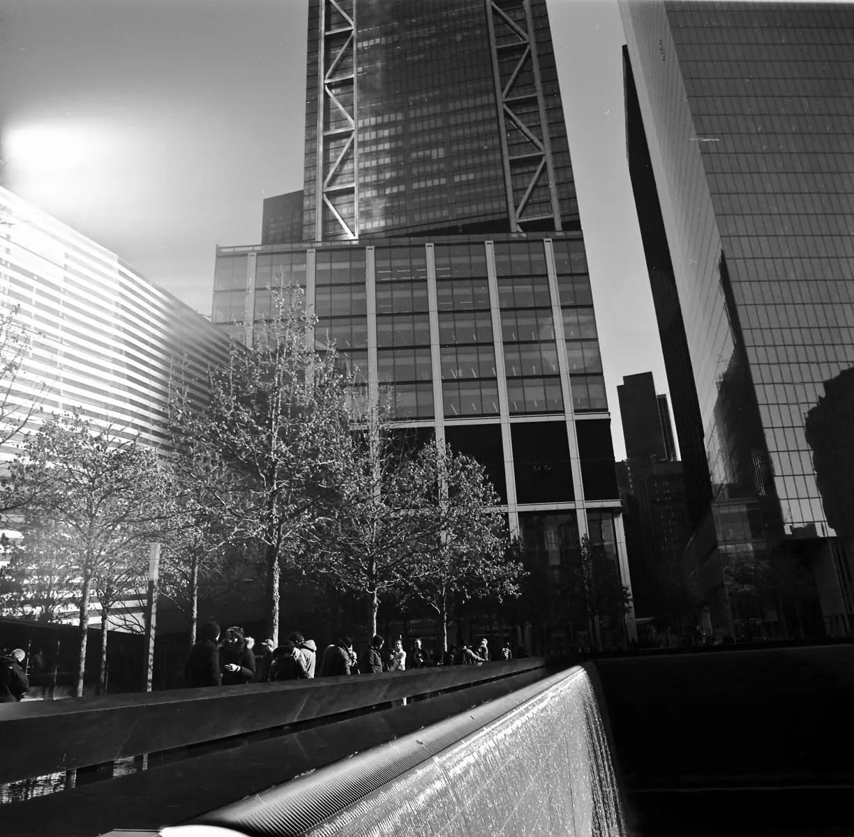 5 Frames With... Kodak T-MAX 400 (EI 100 / 120 format / Arax 60) - by B Kowal