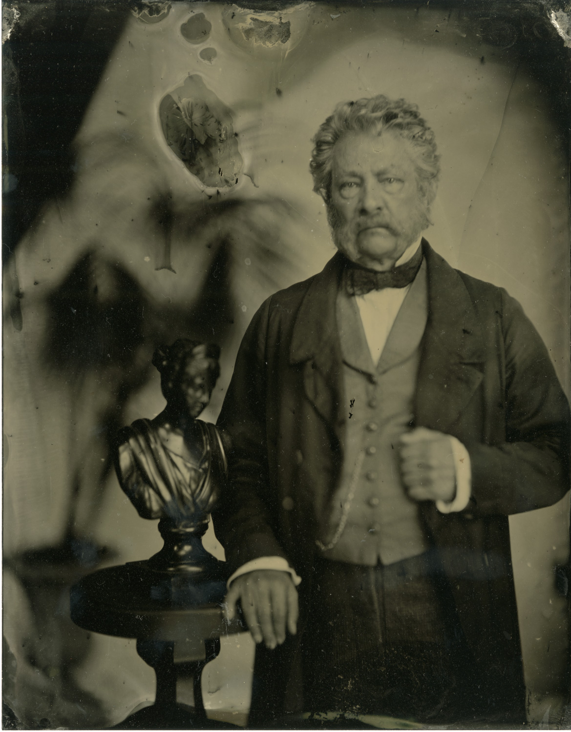 Chris Cooper wet plate #1 - Wilson Webb, Colombia Pictures - Little Women (2019)