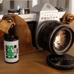 My Pentax Spotmatic SP and Super-Multi-Coated Takumar 50mm f/1.4