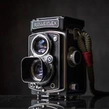 My Rolleiflex Automat 6x6 - Model K4 / 50 - George Quiroga