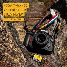 Kodak T-MAX 400: An honest film stock review