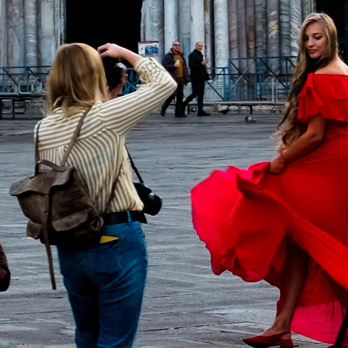 San Marco, Venezia. Detail of a digital photo. Fuji X-E2, 27mm f2.8
