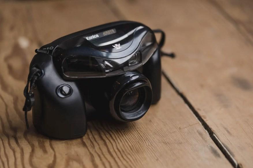 The Konica AiBORG. Image credit: 35mmc.