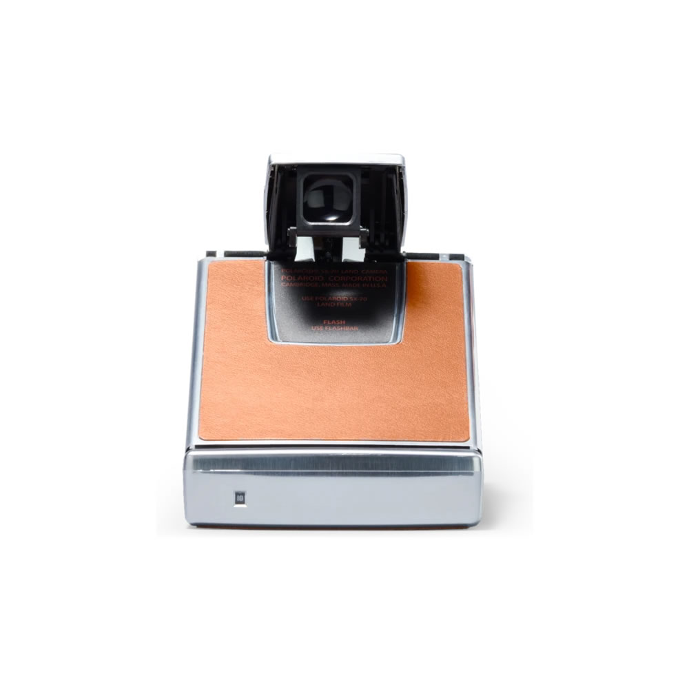 Polaroid SX-70 - Rear. Credit: Polaroid.com
