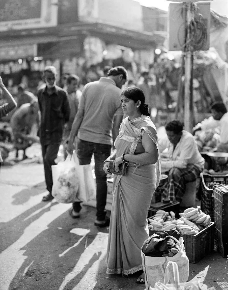 5 Frames... In Bangalore with Bergger Pancro 400 (EI 400 / 120 format / Pentax 6x7) - by Ashwin Kumar