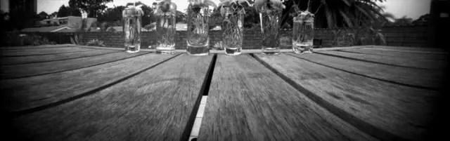 Bill Thoo - Garden table, JCH Streetpan 400, Ondu 6x17 Rise