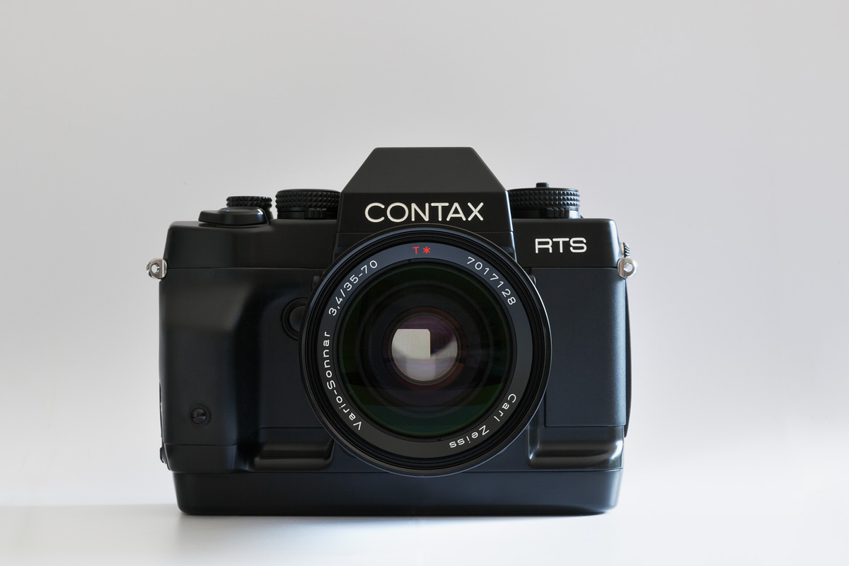 Contax RTS III - Front