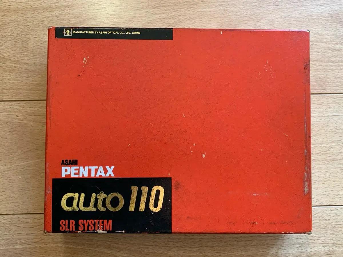 EM's Pentax Auto 110 Super kit