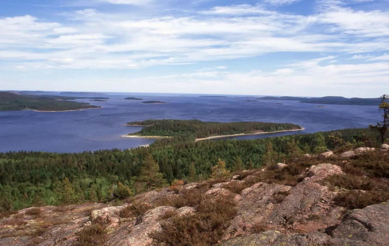 Highcoast - 5 Frames... Of the Swedish High Coast and Åland with expired Fujifilm Velvia 100 (EI 100 / 35mm / Nikon F4) - by James Silvester