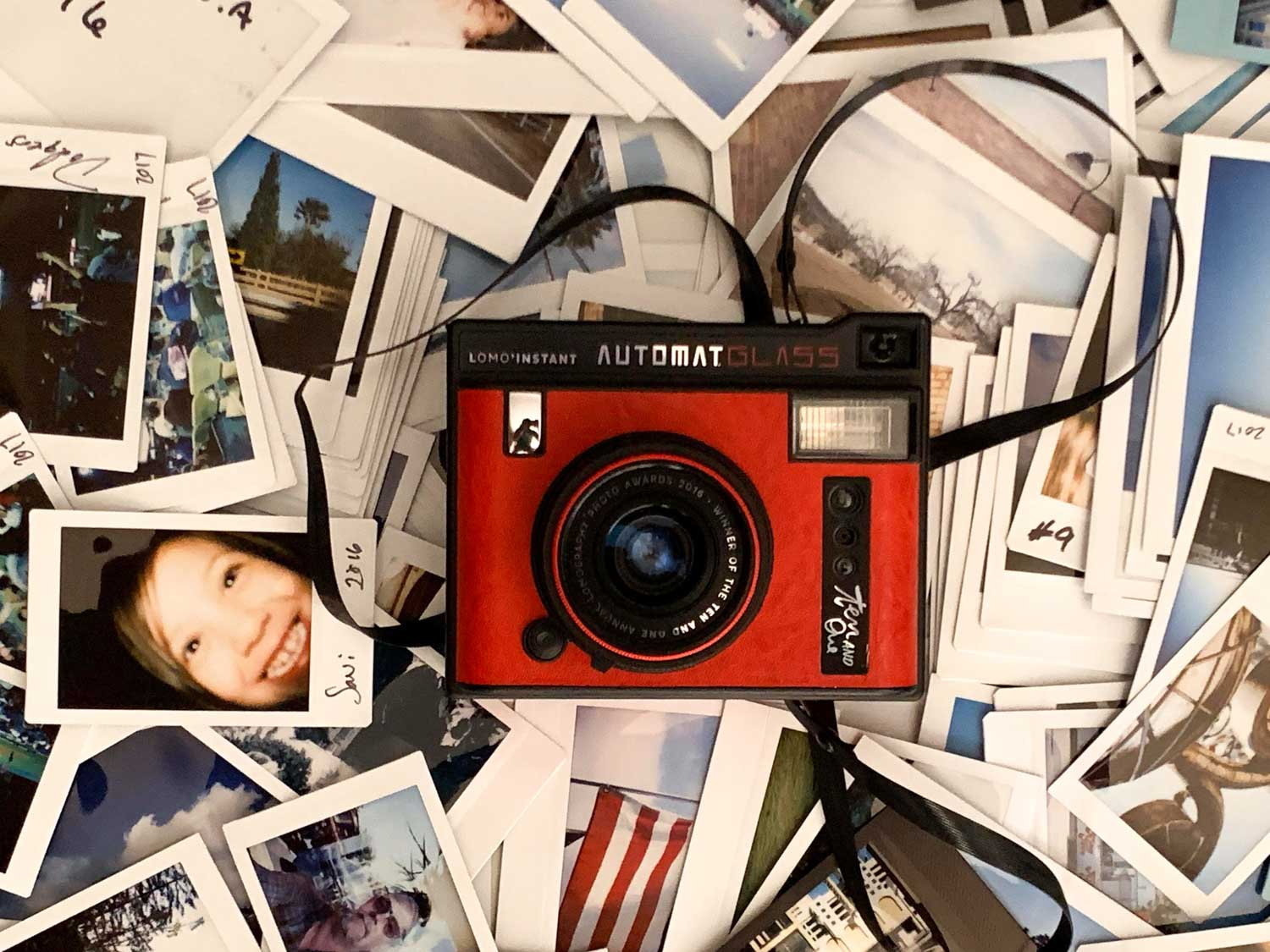 Instax - Lomo'Instant Automat Glass. Image Credit: Edward Conde