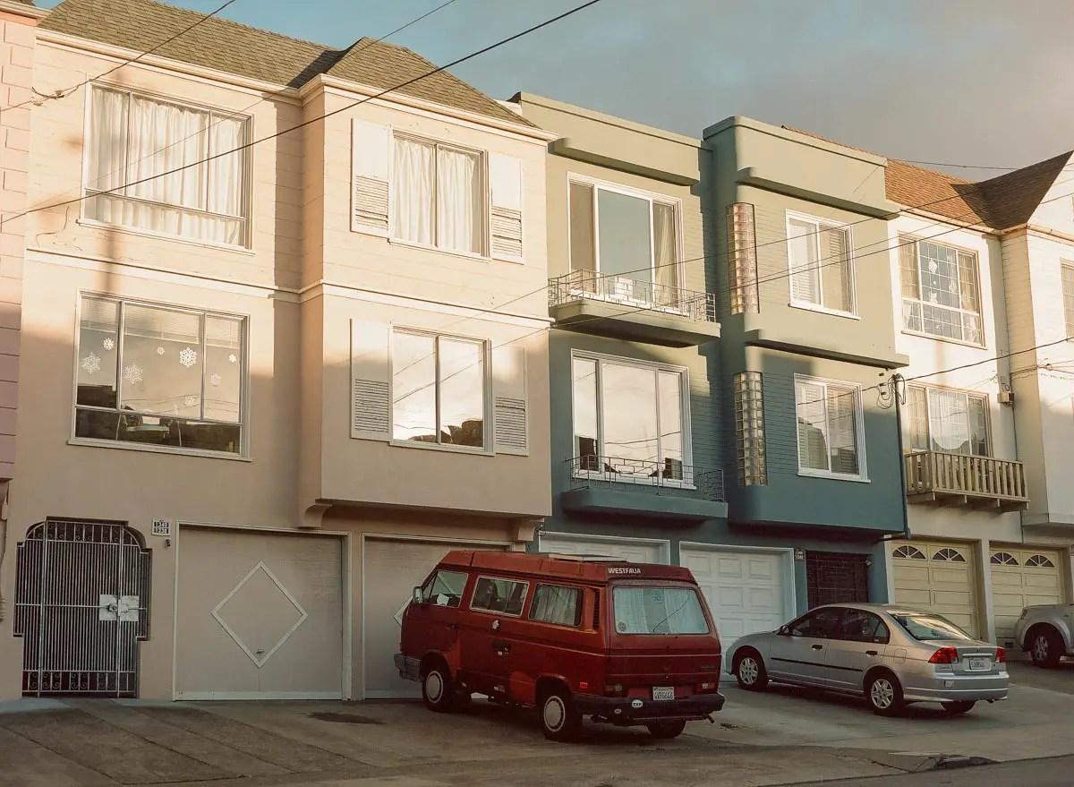 Kodak Portra 160NC - San Francisco, CA