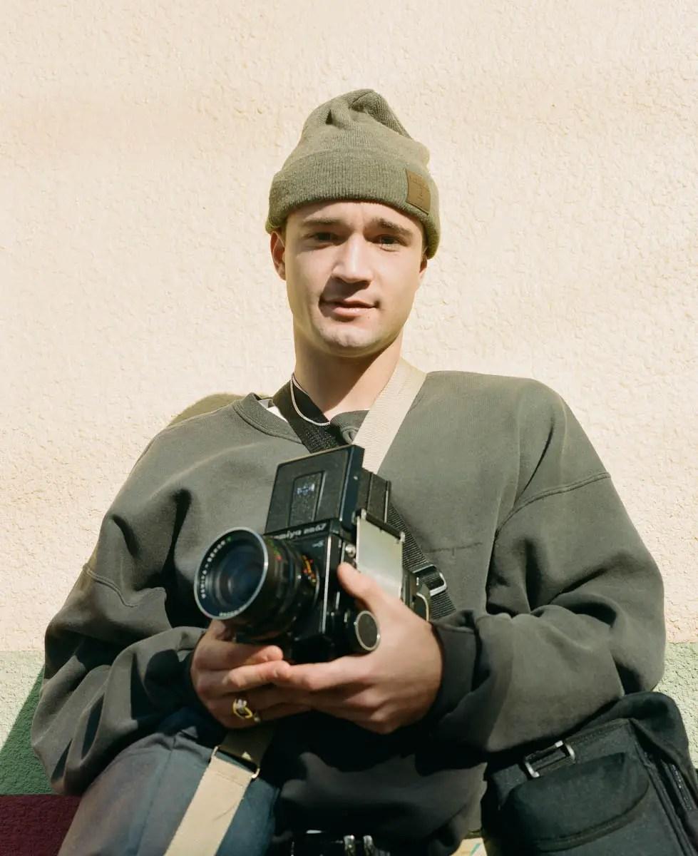 Kodak Portra 400 - San Francisco, CA