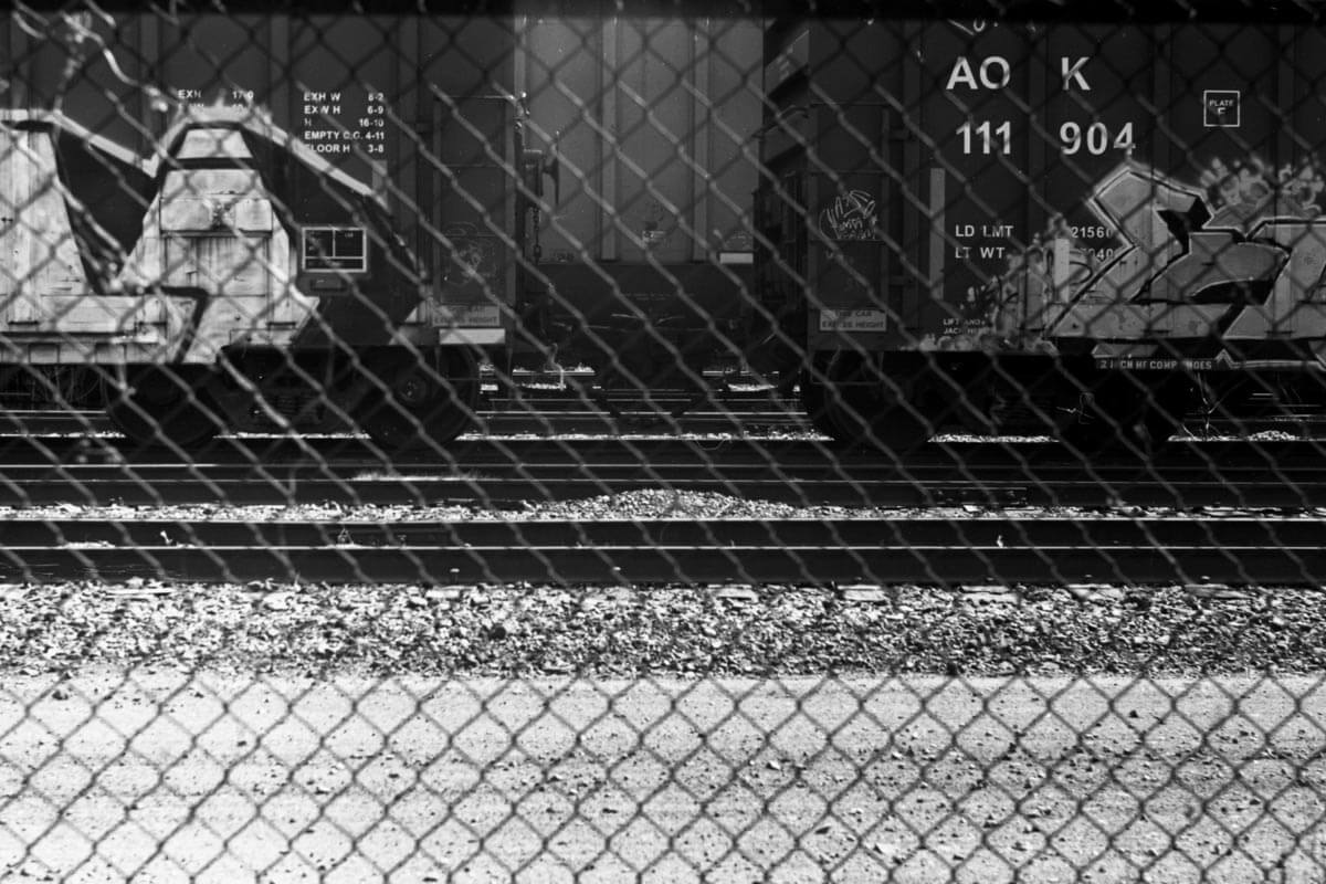5 Frames... Of CPR Lambton Yard with Svema Fn64 (EI 64 / 35mm Format / Zenit-E) - by Toni Skokovic