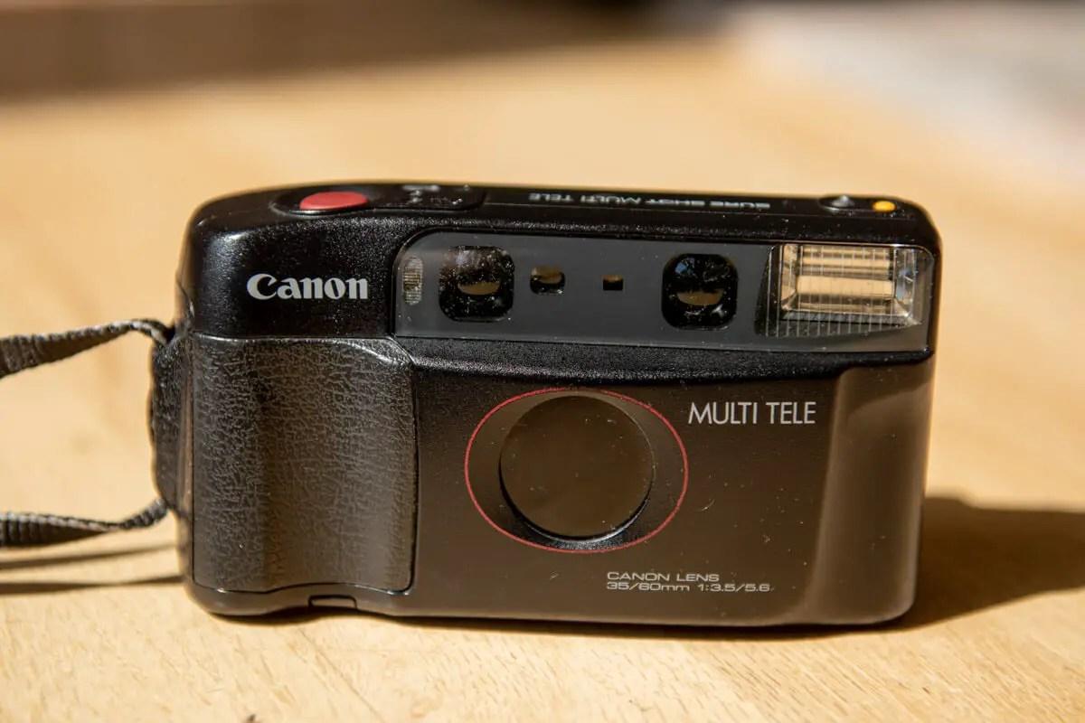 Mu Canon SURE SHOT MULTI TELE - Christopher McTaggart