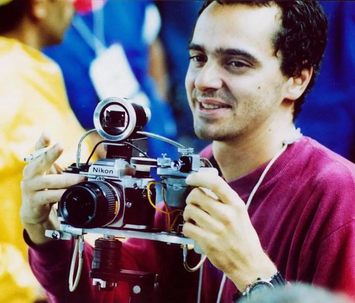 Claudio Machado - Sambadromo