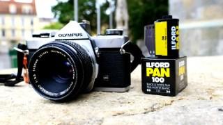 Olympus OM-1 and Zuiko Auto-Macro 50mm f/3.5