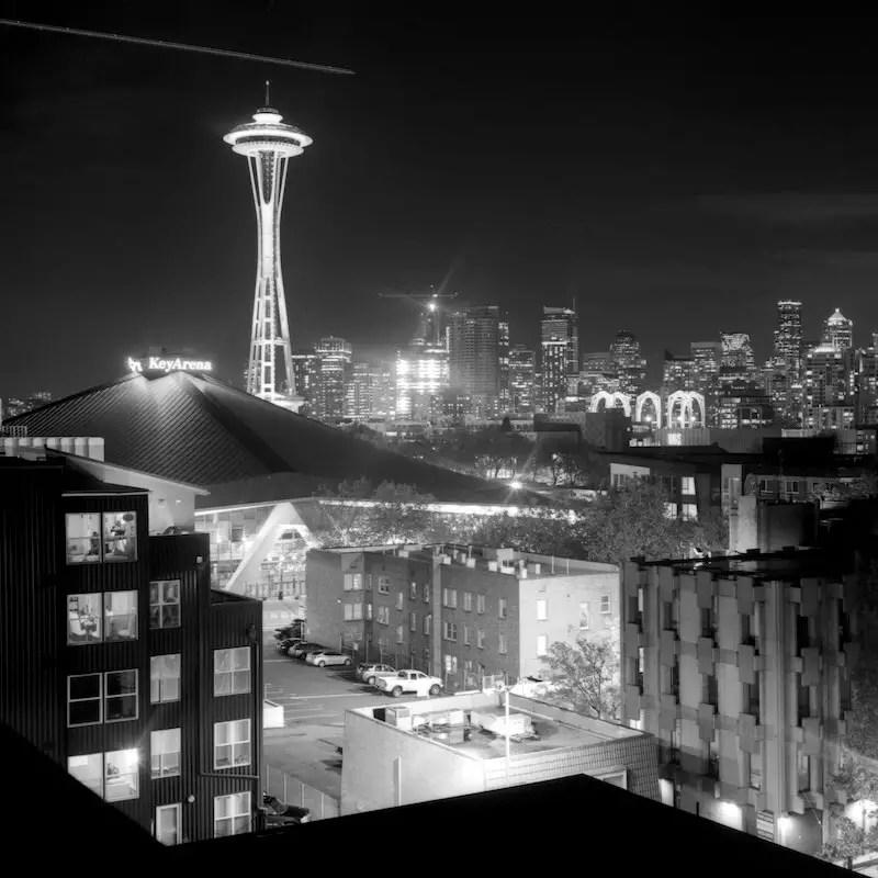 Rolleiflex MX - Seattle 2015