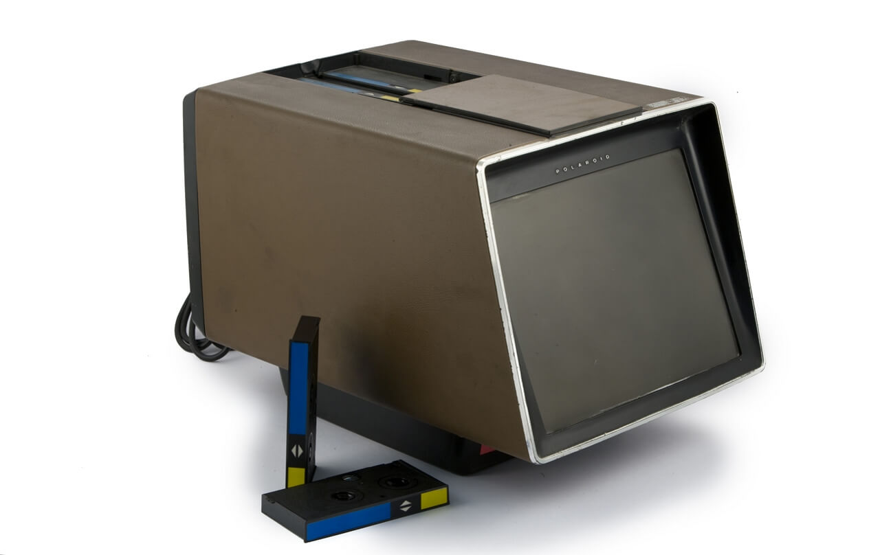 Polavision film viewer - Polaroid Polavision Land Player