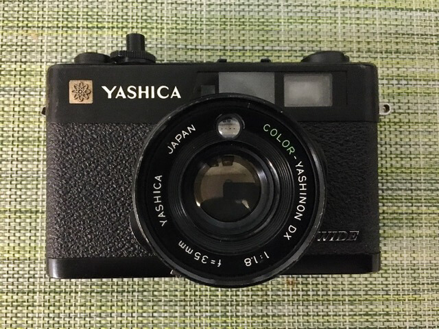 Yashica Electro 35 CCN Wide - Mark D. Miller