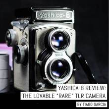 "Yashica-B review: the lovable ""rare"" TLR camera"