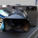 Hasselblad XPan and Fujifilm Velvia 100