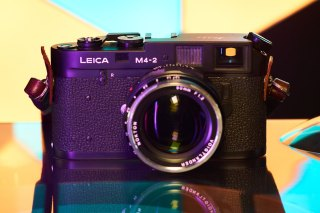 My Leica M4-2 - Ryan HK