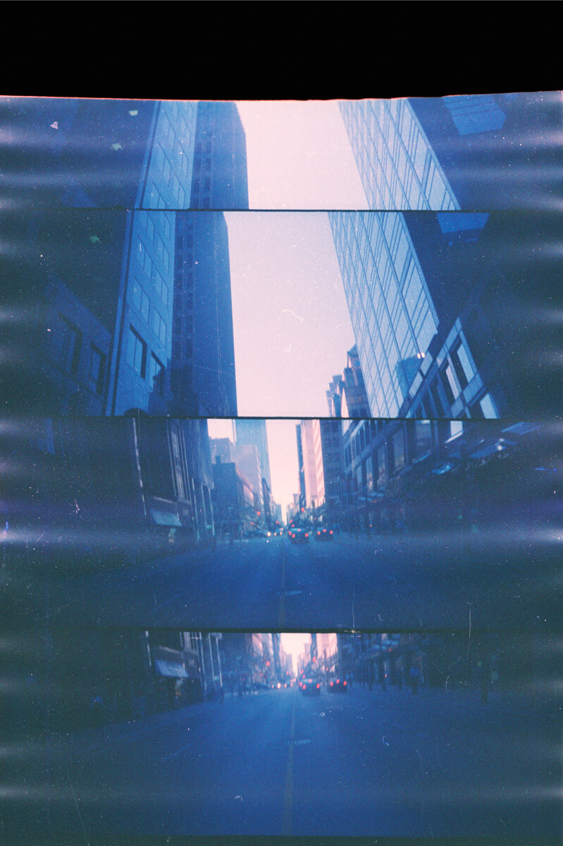 My first roll of... 35mm film: Lomography CN 400 and the Lomography SuperSampler - by Dimitri