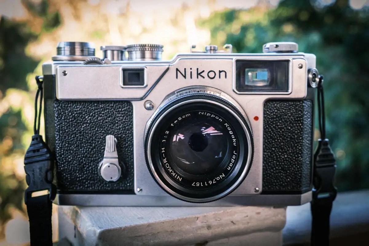 Nikon S3, Allan Uhlmann