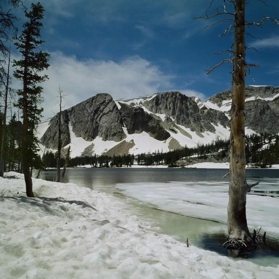 Snowy Range - Kodak EKTACHROME E100