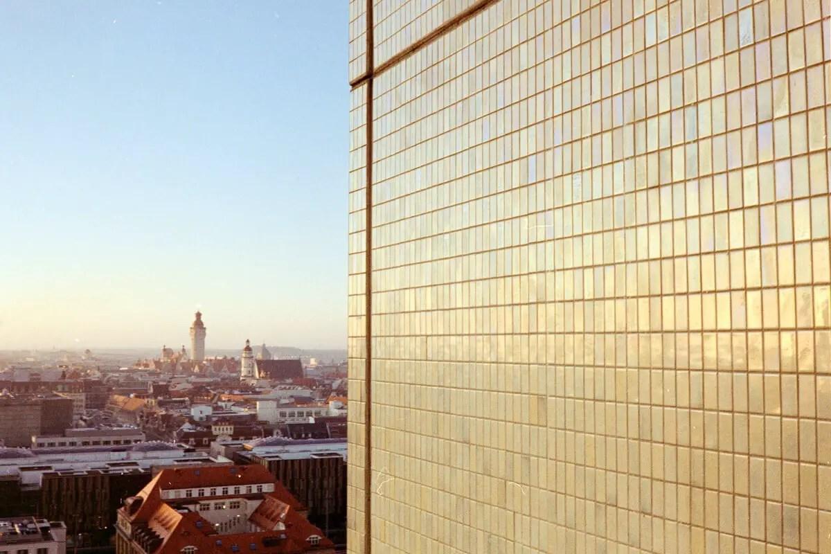 5 Frames... In Leipzig with Kodak ColorPlus 200 (EI 100 / Revue 400SE) - by Heiko Englert